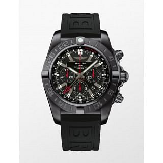 Breitling Chronomat GMT Blacksteel Limited edition 761/1000