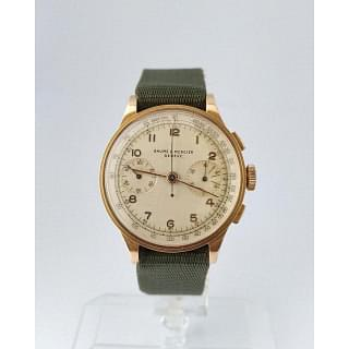Baume & Mercier Vintage Chronograph Watch