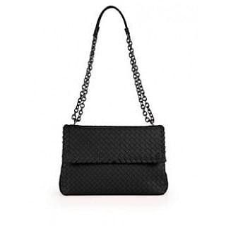 Bottega Veneta Olimpia Intrecciato Shoulder Bag
