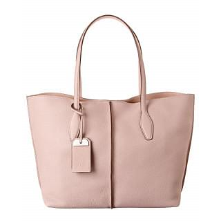Tods Joy Leather Shopper Tote