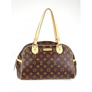 Louis Vuitton Monogram Montorgueil Shoulder Bag