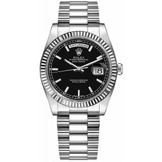 Rolex Day-Date 36MM White Gold