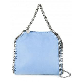 Stella McCartney Light Blue Small Falabella Tote
