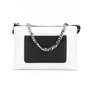 Givenchy Duetto Black and White Pouch