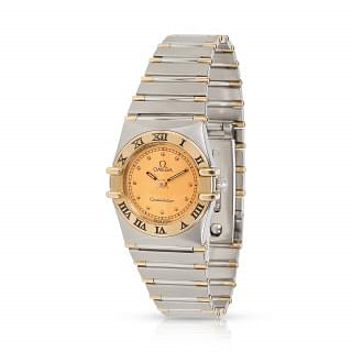 Omega Constellation Womens Watch