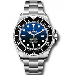 Rolex 126660 Sea-Dweller Deep-sea Black Blue James Cameron
