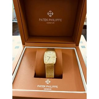 Patek Philippe Yellow Gold Watch