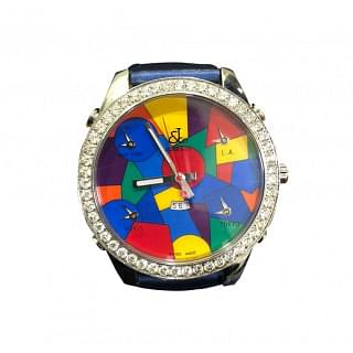 Jacob and Co. Five Time Zone Multi-Color Dial Mens Watch