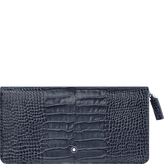 Montblanc Meisterstück Selection Wallet 8cc with Zip & Coin Case