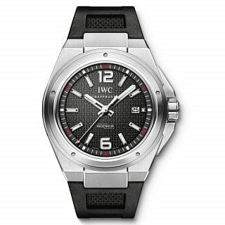 IWC Ingenieur Mission Earth Steel