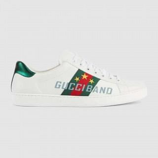 Gucci Band Mens Ace Sneaker