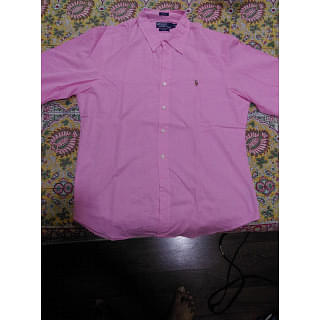 Polo Ralph Lauren Light Pink Shirt-XL