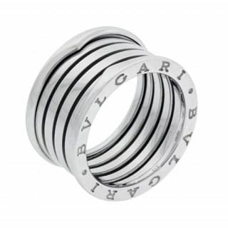 Bvlgari B Zero White Gold Ring