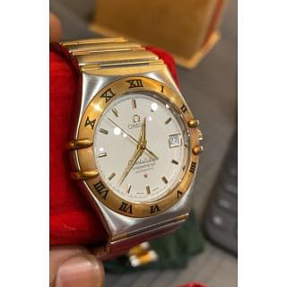 Omega Constellation Couples Watch