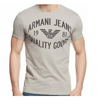 Armani Jeans Quality Goods T-Shirt