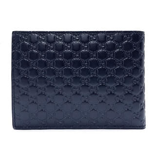 Gucci Microguccissima GG Embossed Leather Bifold Wallet