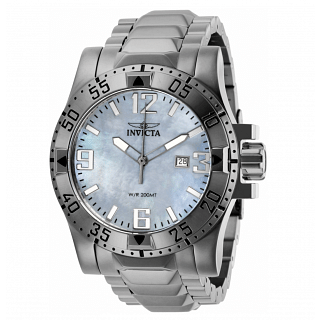 Invicta Excursion Gun Metal