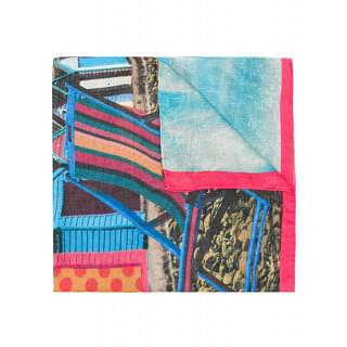 Paul Smith Printed Scarf