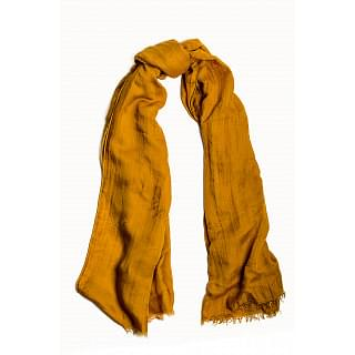 Max Mara Orange Scarf
