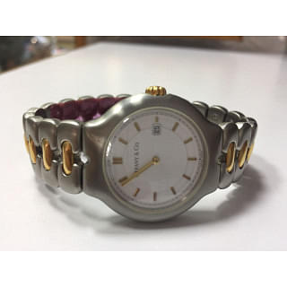 Tiffany 18K Gold Watch