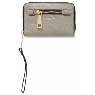 Marc Jacobs Textured-leather wallet