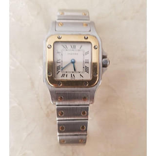Cartier Santos Ladies Watch
