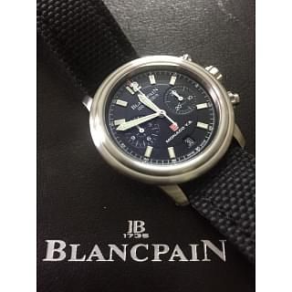 Blancpain Limited Edition Monaco Y.S Leman Flyback Chronograph