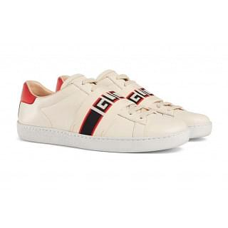 Gucci Ace With Gucci Stripe Sneaker