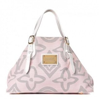 Louis Vuitton Rose Pink Tahitienne Cabas PM Bag