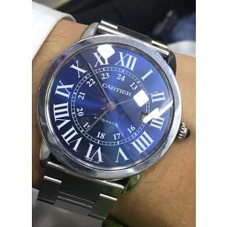 Cartier Ronde Solo Watch