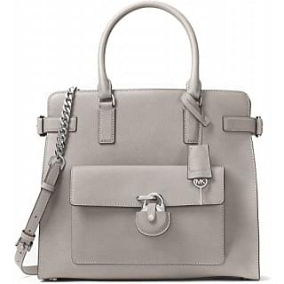 Michael Kors Emma Large Saffiano Leather Satchel