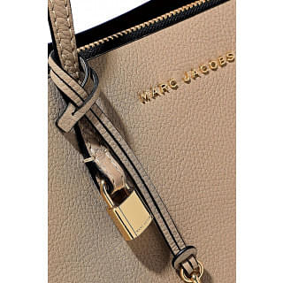 Marc Jacobs Grind pebbled-leather tote