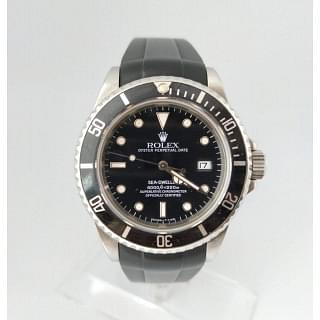 Rolex Sea Dweller Steel Automatic Mens Watch