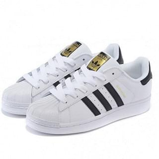 Adidas Superstar White Sneakers