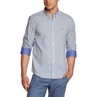Tommy Hilfiger Men's Alan Long Sleeve Casual Shirt