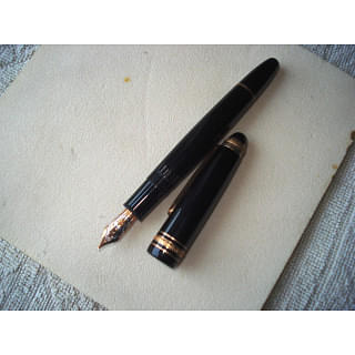 MONTBLANC MEISTERSTUCK LIMITED ANNIVERSARY EDITION FOUNTAIN PEN