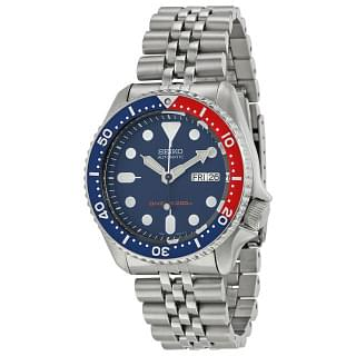 SEIKO Divers Automatic Navy Blue Dial Men's Watch