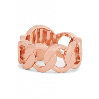 Marc By Marc Jacobs Katie rose gold-tone ring