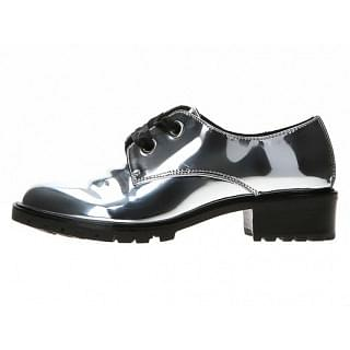 Aldo Silver Deluca 81 Oxfords Shoes