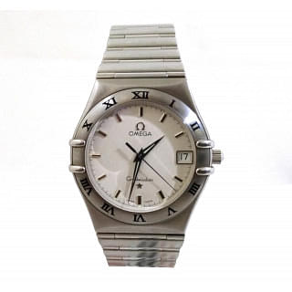 Omega Constellation 1552.862 +2 Year Luxepolis Warranty