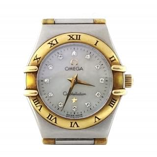 Omega 6553/865 diamond Constellation Watches
