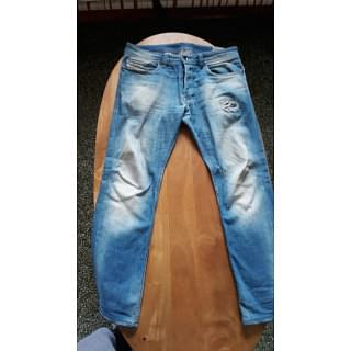 Diesel Safado Straight Fit Jeans