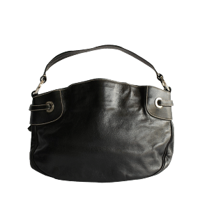 Bally Black Leather Bag