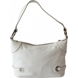 Bally White Hobo
