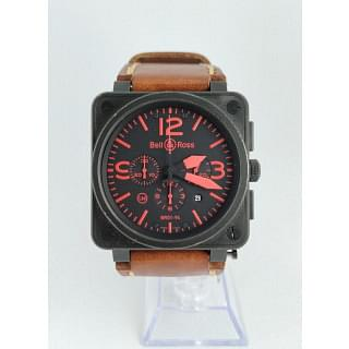 Bell & Ross BR01-94 Red Carbon 46MM