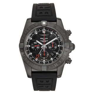 Breitling Chronomat GMT PVD Limited Edition Mens Watch MB0413