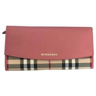 Burberry Porter Horseferry Check Continental Wallet