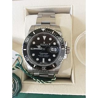 Rolex 116610LN Submariner Ceramic Bezel Black Dial Date