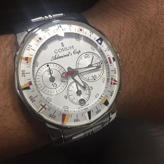 Corum Admirals Cup Watch