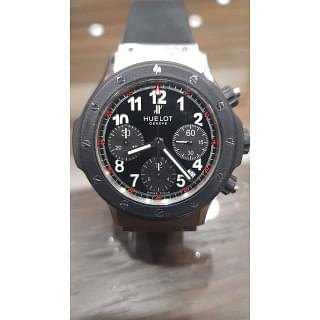 HUBLOT Super B Black Magic Chronograph Automatic Men's Watch